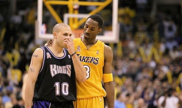 Comspiración Lakers Kings 2002