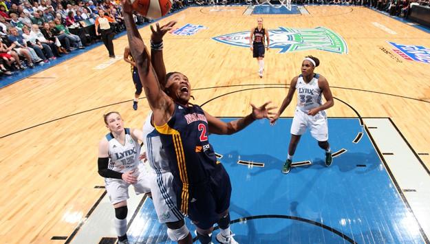 WNBA 2012 Partido 1