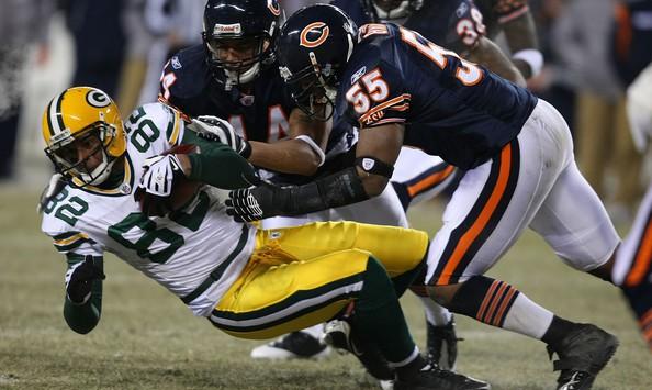 rivalidad packers bears
