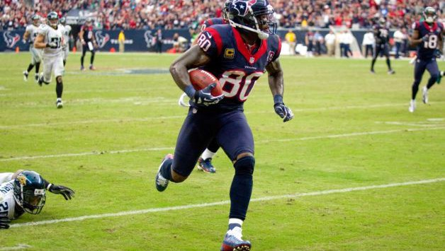 andre johnson vs jaguars