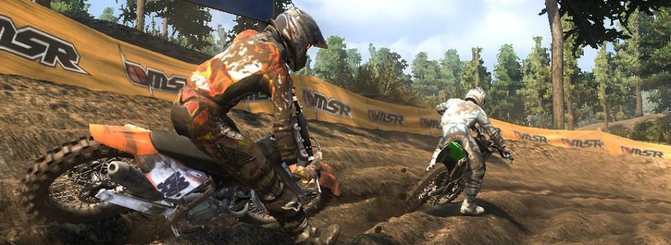 Videojuegos motocross