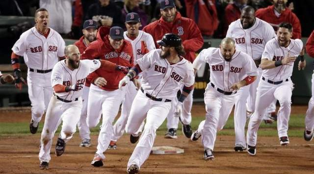 Red Sox Tigers 2013