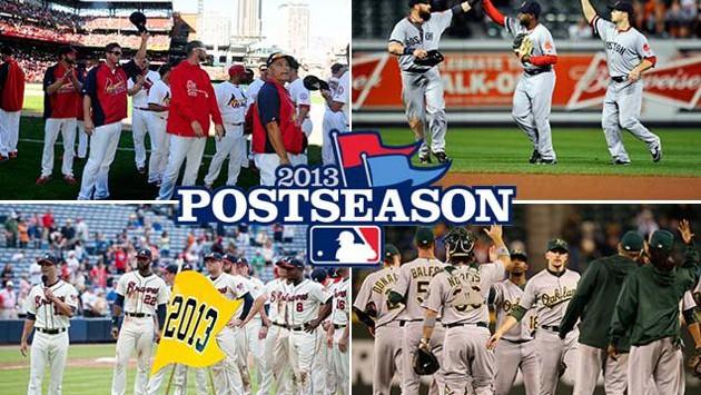 Playoffs MLB 2013