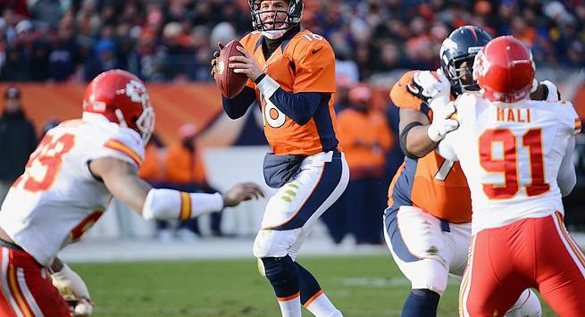 Peyton Manning vs Chiefs