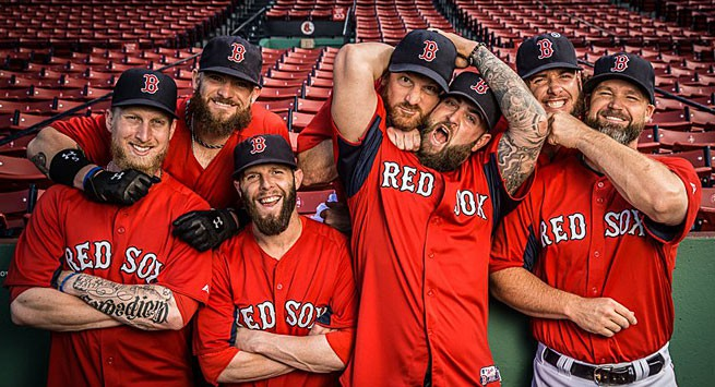 Red Sox barbas