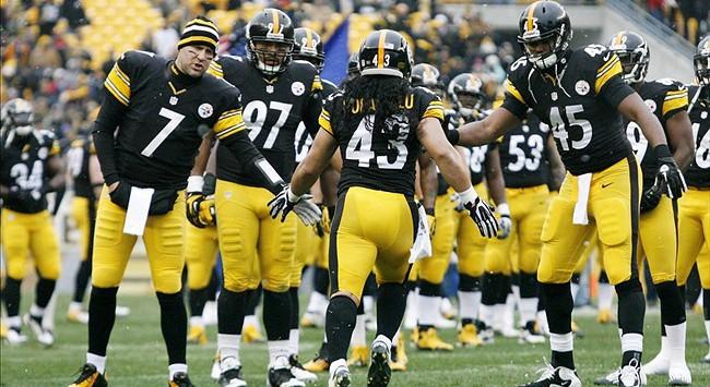 Steelers 2013