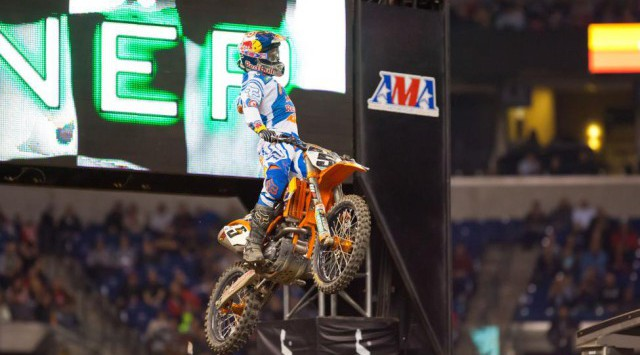 Ryan Dungey Indianapolis