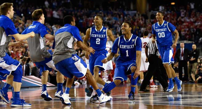 Kentucky Final Four 2014