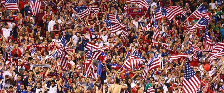 USA-fans