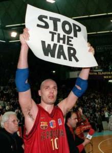 Stop the war NATO