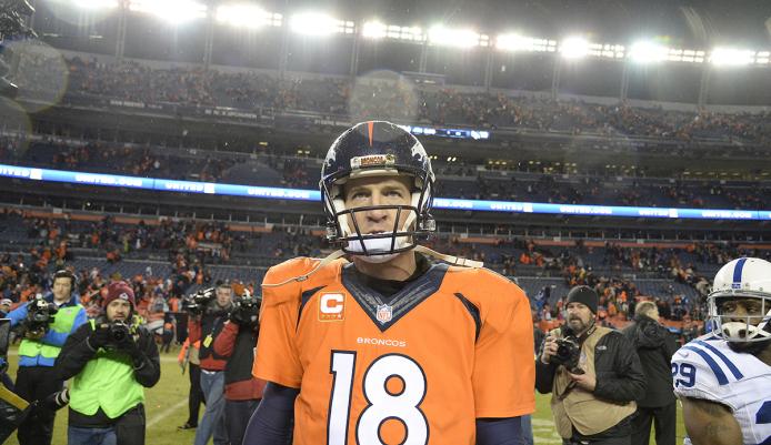 Peyton ¡-Manning