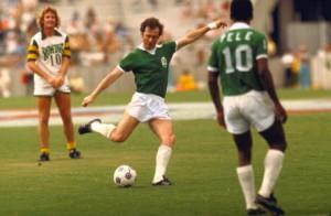 Franz Beckenbauer y Pelé