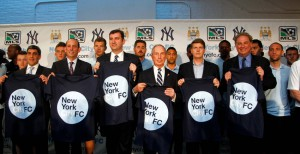 New York City FC y Manchester City