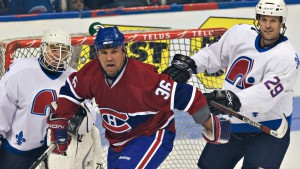 Montreal Canadiens vs Quebec Nordiques