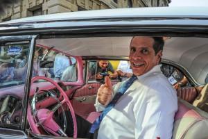 Cuomo-La Habana-Acompañado-Araujo