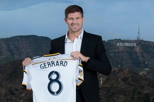 Steven Gerrand, jugador designado de LA Galaxy