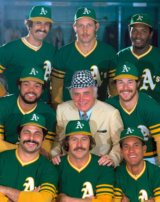 Athletics foto equipo