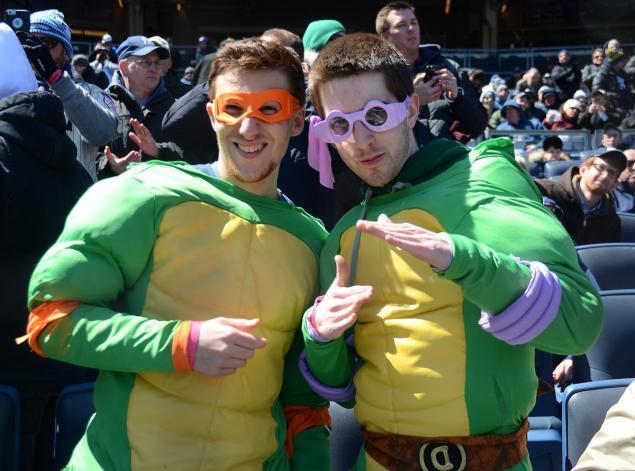 tortugas-ninja-yankee-stadium