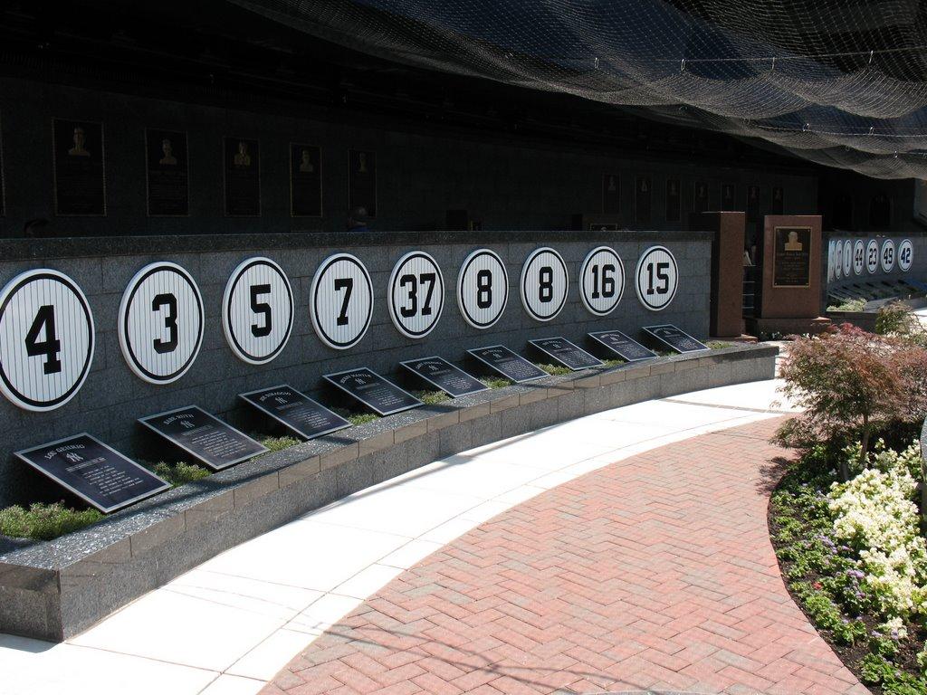 Números retirados, honor a quienes marcaron huella