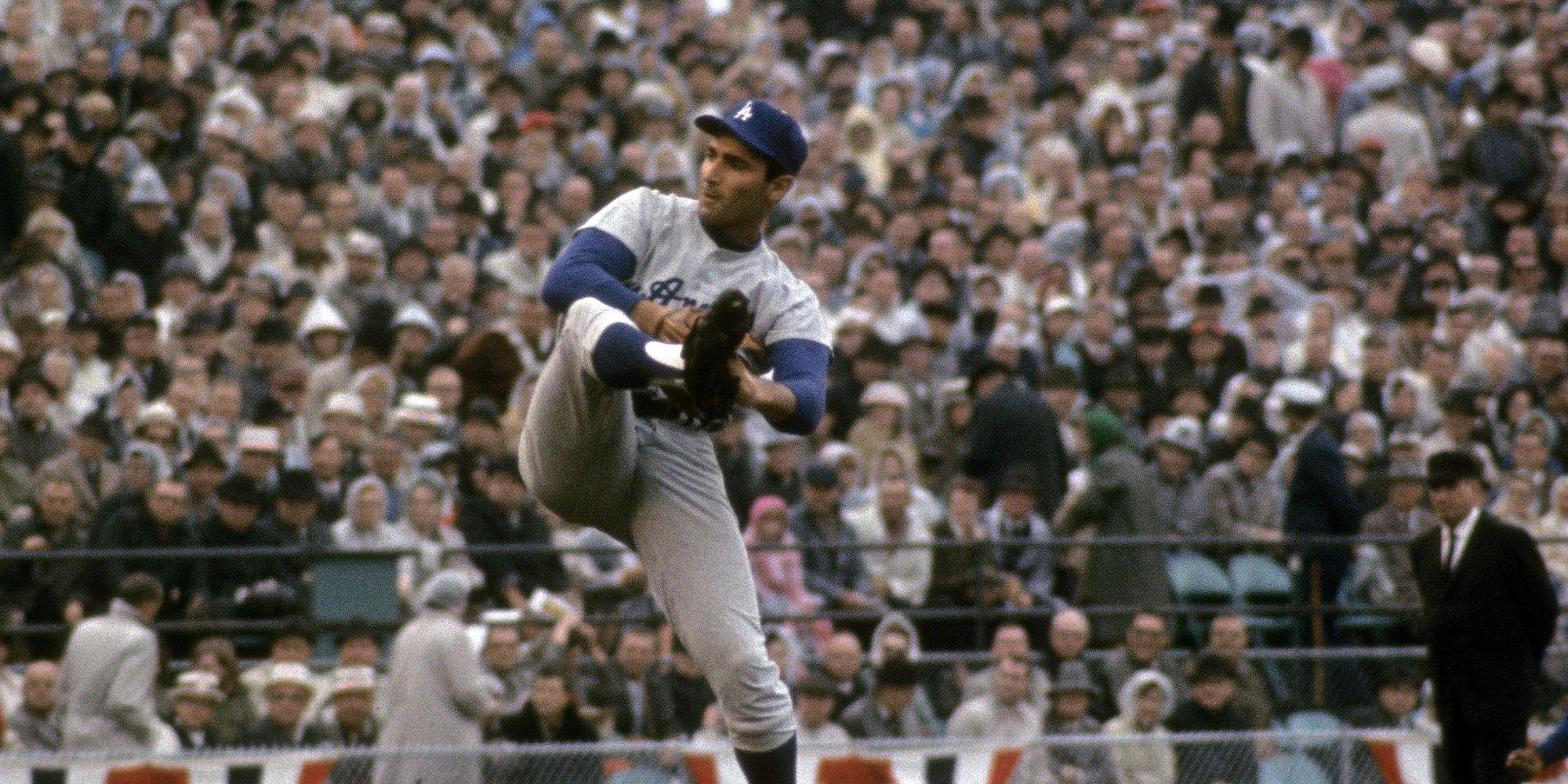 Sandy Koufax: Cuando la fe se impuso al deporte