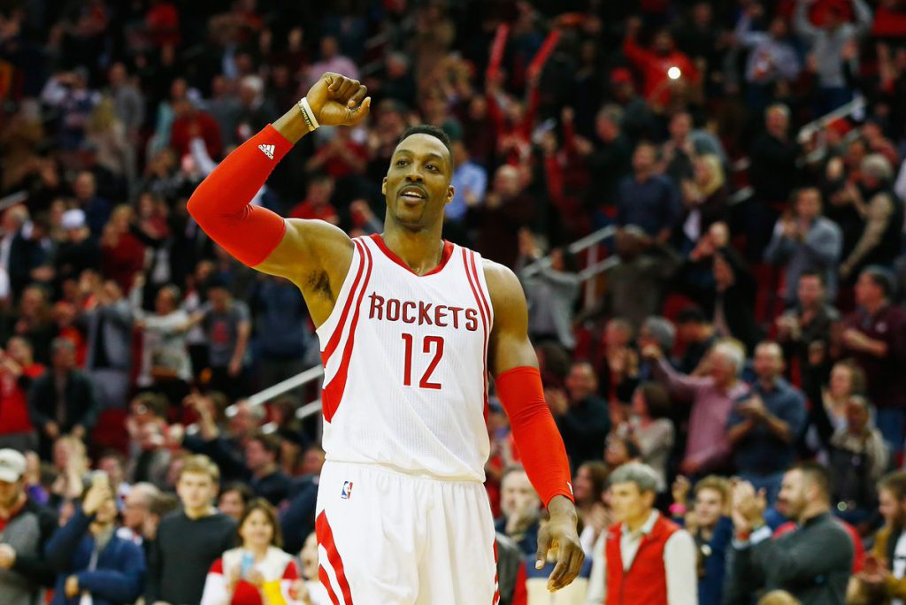 Dwight Howard Houston