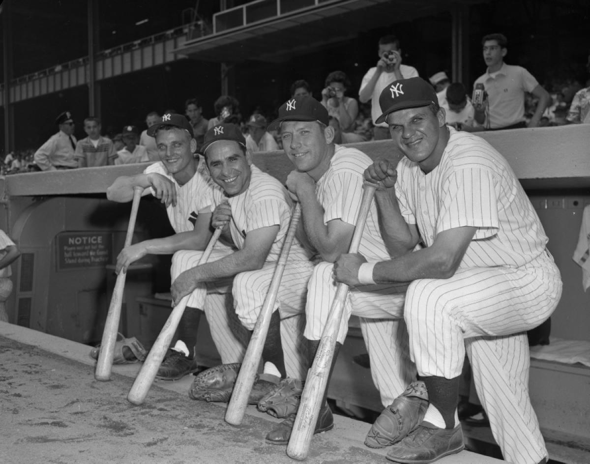 La dinastía de los Yankees: 1958-62 (Primera parte)