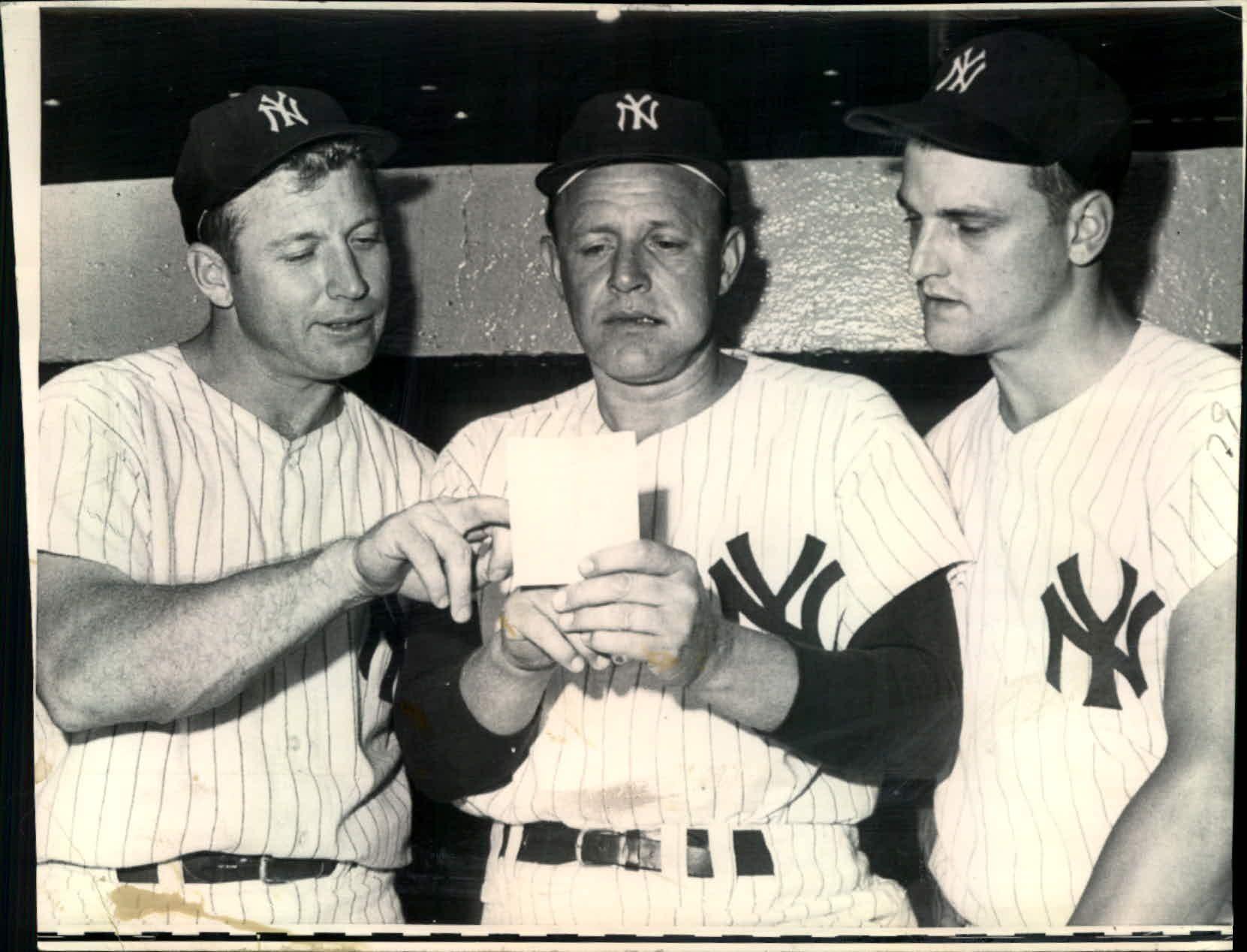 La dinastía de los Yankees: 1958-62 (Segunda Parte)