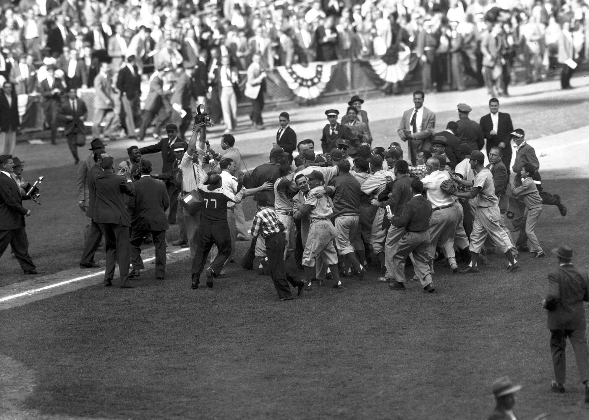 La historia del béisbol en Brooklyn (y III)