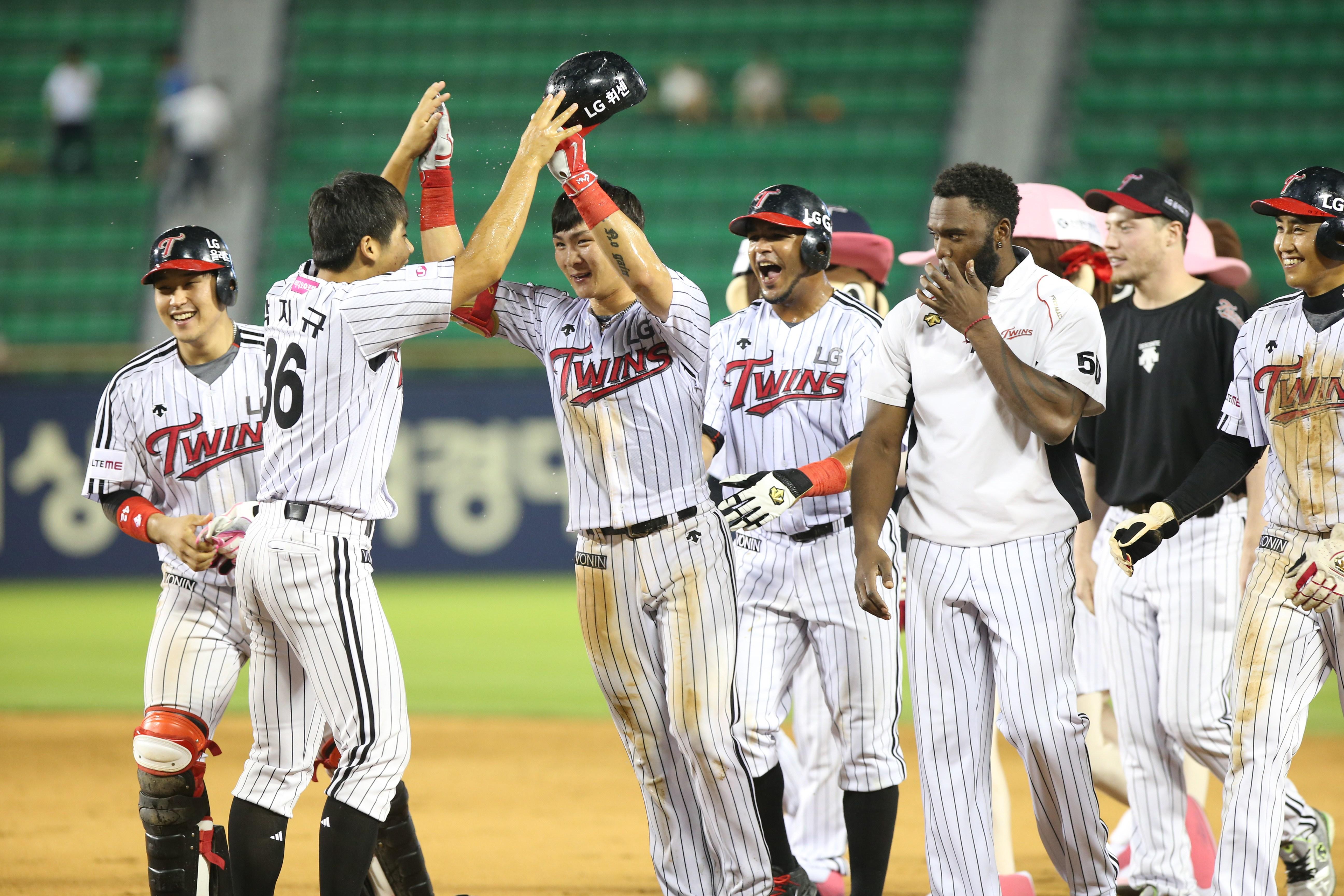 Hay vida para los jugadores más allá de MLB (I): La KBO League de Corea